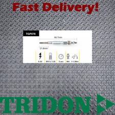 TRIDON  GLOW PLUG 90MM LONG 6.5V suits Nissan Patrol Y60 (GQ) RD28 Turbo