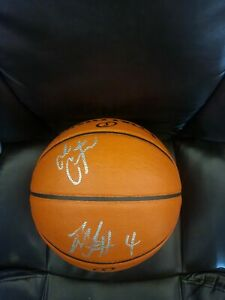 CADE CUNNINGHAM signed NBA Official BASKETBALL #1 Overall Pistons  PROOF auto