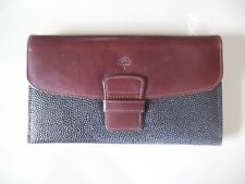Mulberry classic leather purse wallet