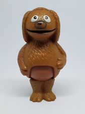 Vintage Muppets Rowlf the Dog Stick Puppet Figure 1978 Jim Henson