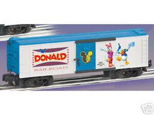 American Flyer 6-48351 S Scale Donald Duck Boxcar NIB