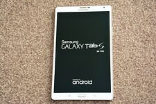 Samsung Galaxy Tab S SM-T705 16GB Wi-Fi + 4G (EE) 8.4in White Cracked Glass