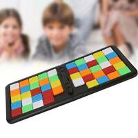 Rubiks Race Puzzle Board Game Rubix Race Mind Game Puzzle Kids Toy Gift