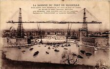 CPA MARSEILLE La Sardine du port de Marseille (403609)