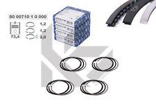 4x Kolbenringsatz KOLBENSCHMIDT 800071010000 OPEL Astra Corsa 24454587 24454593