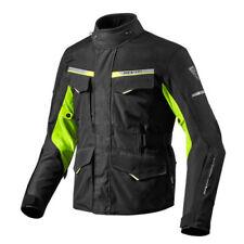 Giacche neri per motociclista inverno protezione rimovibile