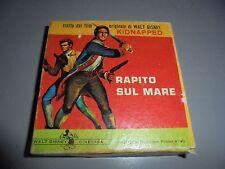 RAPITO SUL MARE SUPER 8 8mm B.N. KIDNAPPED WALT DISNEY