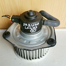 - DAEWOO LANOS 1997 (R-Reg)  to 2002 1.4S Heater Blower Motor