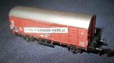 Z Scale Marklin Gebr. Marklin & CIE Metall Spielwagen