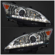 LED DRL Projector Headlights For Lexus ES350 2010-2012 Assembly Front Lamps