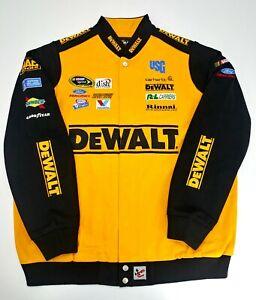 Matt Kenseth 17 NASCAR Chase Authentics Driver Sponsor Jacket Mens 3XL NEW