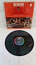 Nat King Cole sing his songs from CAT BALLOU-CAPITOL T2340
