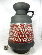 Well shaped / formschöne 60´s WGP design Schlossberg Keramik pottery Vase 311 50
