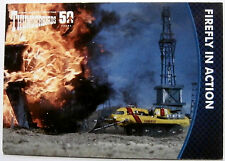 THUNDERBIRDS 50 YEARS - Card #5 - Gerry Anderson - Unstoppable Cards Ltd 2015
