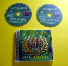 """2 CDs """" THE DUBLINERS - MILLENIUM COLLECTION """" BEST OF / 36 SONGS (MONTO)"""