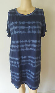 NWT Sonoma Womens Knit Night Shirt Nightgown Cotton Blend Plus Color/Size Choice
