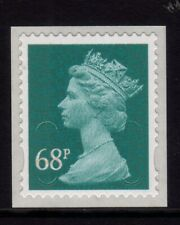 GB 2011 Machin Definitive SA 68p deep turquoise-green SG U2926 M11L MNH