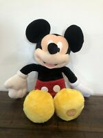 "Disney Mickey Mouse 17"" Plush Doll Soft Toy"