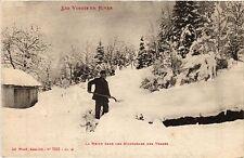 CPA  Les Vosges en Hiver - La Neige dans les Montagnes des Vosges   (455493)