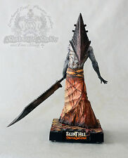 RARE Silent Hill Resin Statue PAINTED Pyramid Head Boogie Man Homecoming Konami