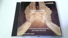 "CD ""HAYDN Harmoniemesse Salve Regina in E"" CD 16 TRACKS RICHARD HICKOX CHAN 0612"