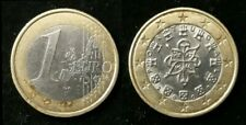 Monnaie 1 Euro fautée Portugal 2008 hybride de coins R95