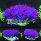 Grass Aquarium Decor Water Weed Ornament Plant Fish Tank Decor Fresh Plastic