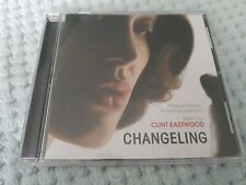 CHANGELING Soundtrack.Music by Clint Eastwood.  2008 - Great Condition!