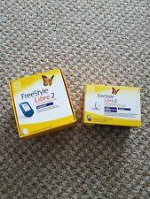 mmol FreeStyle Libre 2 Starterset Neu&OVP  mmol 1x Sensor  MHD: 05/22