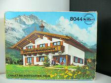 E1171) KIBRI Chalet bei Hoffgartel Tirol, Berghaus ork 8044