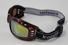 Sport UV glasses goggles Protection for hunting ski snowboarding C885RED