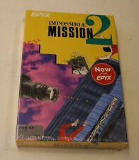 Impossible Mission II by Epyx for Atari ST - NEW