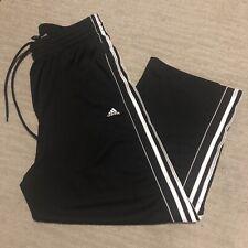 Adidas climacool athletic sweatpants black large