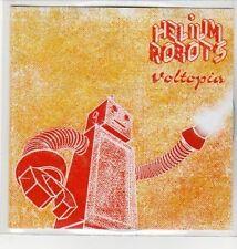 (DN265) Helium Robots, Voltopis - DJ CD