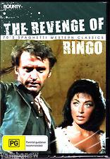 THE REVENGE OF RINGO * JEAN LOUIS OMERA GARGANO * NEW & SEALED DVD