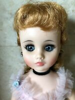 MIB Madame Alexander Elise Ballerina Doll with Box 1960's Vintage Original Tag