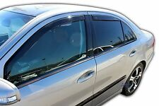 DME23232 MERCEDES E CLASS W211 4 door 2002-2008 wind deflectors 4pc TINTED HEKO