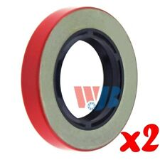Pair of 2 WJB WS8695S Oil Seal Wheel Seal Cross 8695S