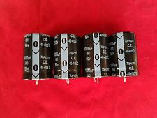 4 PCS 10,000 10000UF 50V Electrolytic Capacitor 105 degrees USA FREE SHIPPING!