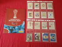 Panini FIFA Confederation Cup Russia 2017/ empty album +full set 288 stikers