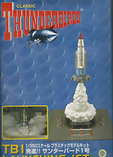 Thunderbirds TB1 Launching Diorama Model Kit - Gerry Anderson
