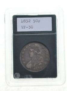 1832 Capped Bust Half Dollar *3985