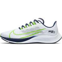 New 2020 Seattle Seahawks Nike Unisex Zoom Pegasus 37 Running Training Shoes