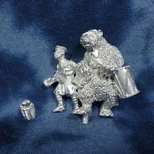 Warhammer empire bear mascot citizen of the empire oop