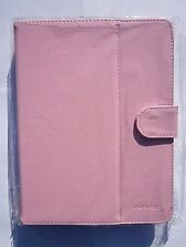 Pink Multi Angle PU Leather Carry Case for Gemini JoyTab 8″ Tablet PC