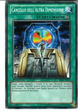 CARTA YU-GI-OH - CANCELLO DELL'ALTRA DIMENSIONE - BP01-IT077 - STRAFOIL