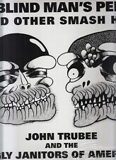 john trubee and the ugly janitors of america a blind man's penis lp new