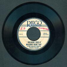 Phil RUBEN TAGALOG Maligayang Pasko At Masaganang Bagong Taon OPM 45 rpm Record