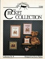 Wedding Sampler Bears Charted Cross Stitch | Cross-Eyed Cricket #8