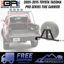 Body Armor 4X4 2005-2015 Toyota Tacoma Pro Series Tire Carrier
